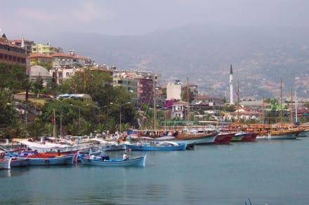 Anlanya - Hafen Alanya