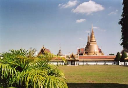 What Phraheo (Königspalast) - Wat Phra Keo und Königspalast / Grand Palace
