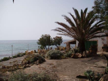 Lokal - Strand Cala Bona
