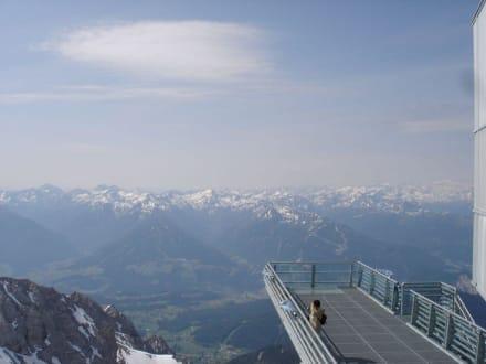 Dachsteingletscher - Skywalk Dachstein
