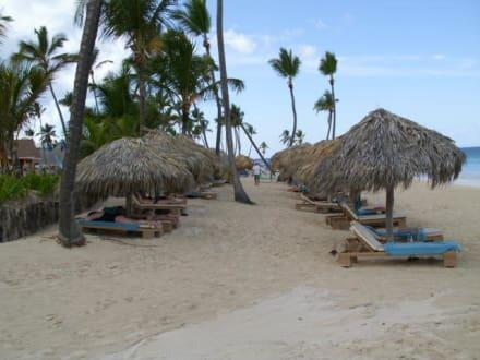 Plage - VIK Hotel Cayena Beach Club