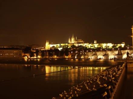 Prag, Karlsbrücke - Karlsbrücke