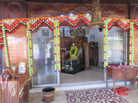 Hindutempel - Geführte Touren Andrea Rodrige