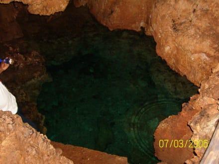 Höhlenbadewanne - Nationalpark El Choco