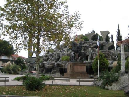 Tolle Anlage! - Brunnen in Belek