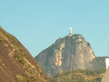 der Corcovado - Christusstatue Cristo Redentor