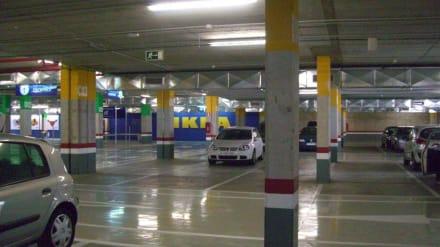 Ikea Tiefgarage - Ikea