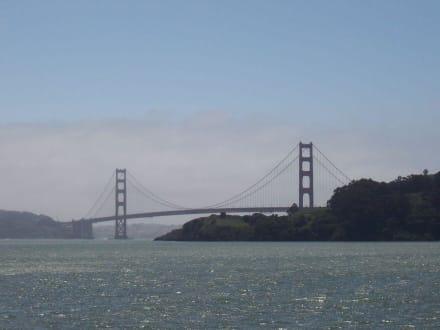 Golden Gate Bridge in San Francisco - Golden Gate Bridge