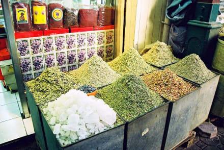 Dubai Stadt - Gewürz Souk / Spice Souk