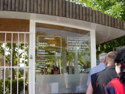 Eintrittspreise Marineland - Marineland