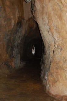 Zugang - Bucht Sa Calobra / Torrent de Pareis
