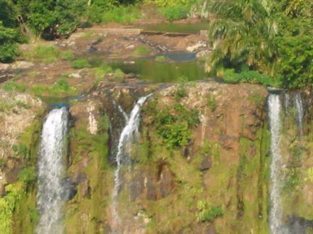 Chamerel Wasserfall - Chamarel-Wasserfall