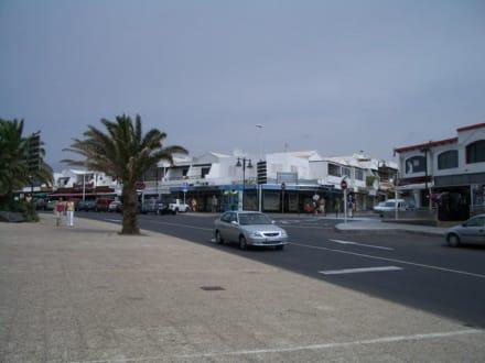 Puerto del Carmen - Zentrum Puerto del Carmen