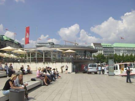 Alsterpaviliion Café Alex - Alsterpavillon