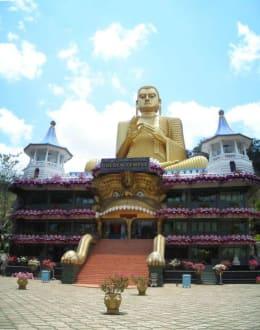 Tempel Dambulla - Höhlentempel Dambulla