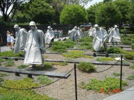 Korean War Memorial - Korean War Memorial