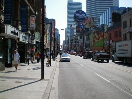 Yonge Street - Yonge Street