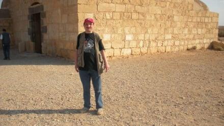 Geniale Wüstenschlösser - Wüstenschloss Qasr Kharaneh
