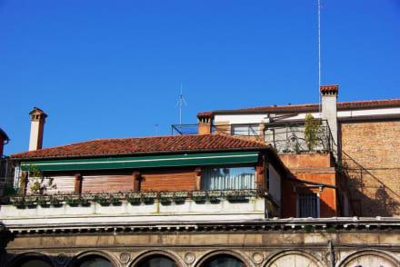 Die Stadt Venedig Einblicke - Venedig