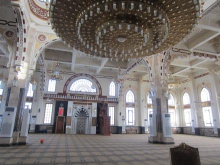 Moschee Köln Innen