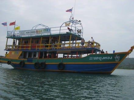 Das Boot - Schnorchel-Bootstour Kon Tiki Koh Chang