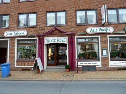 Spezialitäten aus der chinesischen Küche - Restaurant Asia Pacific