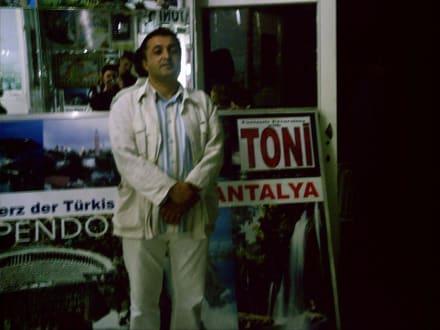 Toni Maccaroni - Tour & Ausflug