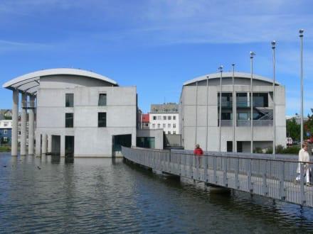 Rathaus von Reykjavik - Rathaus von Reykjavik