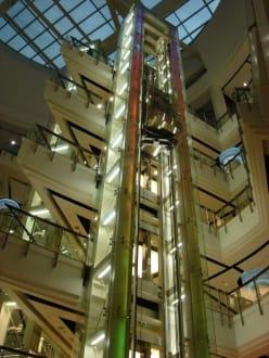 Innenansicht - Central World Plaza ex World Trade Center