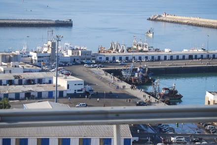 Fischereihafen Agadir - Fischereihafen Agadir