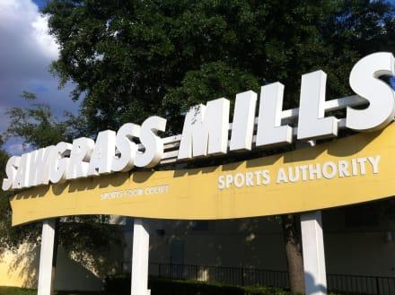 Aussenansicht - Sawgrass Mills Mall