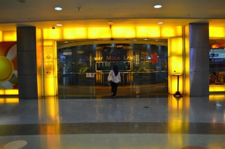 Sunway Pyramid Shoppingmall - Sunway Pyramid Shopping Mall