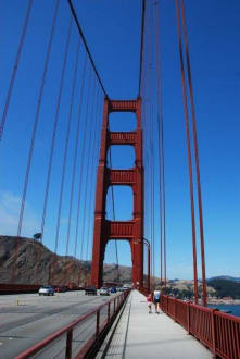 Sights (other) - Golden Gate Bridge