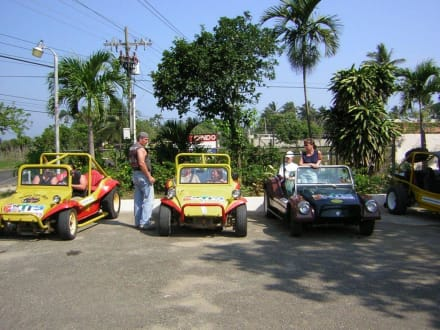 Buggy-Fun - Extra Tours