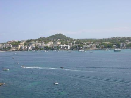 Blick auf Santa Ponsa - Strand Santa Ponsa/Ponça