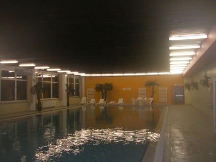 Schwimmhalle im Hotel Panoramic - Hotel Panoramic Hohegeiss