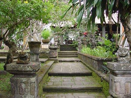 Aussenanlage Arma Museum - Agung Rai Museum of Art