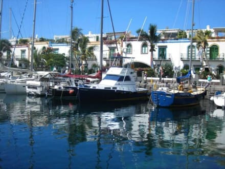 Hafen - Hafen Puerto de Mogán