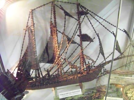Nelkenschiff - Spicy's Gewürzmuseum