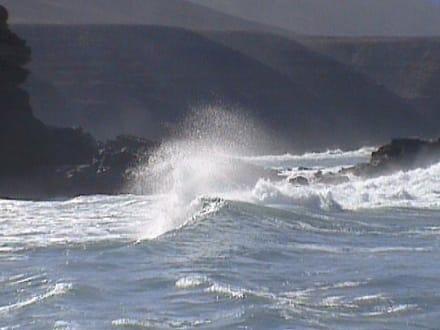 Schönes Wasser - Strand Costa Calma