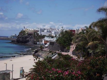 Promenade Morro Jable - Strandpromenade Morro Jable