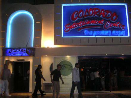 Colorado - Colorado Entertainment Center