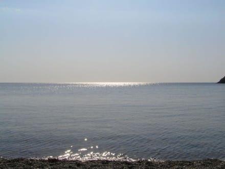 Sonnenaufgang - FKK-Strand Faliraki