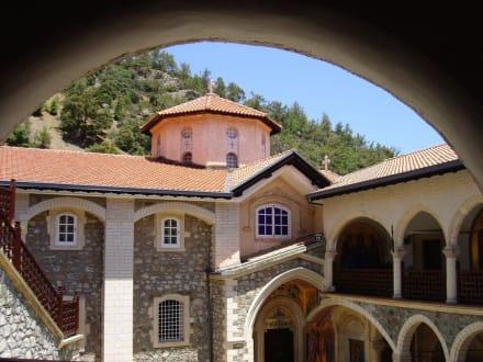 Kloster Kykkou - Kloster Kykkos / Kykkou