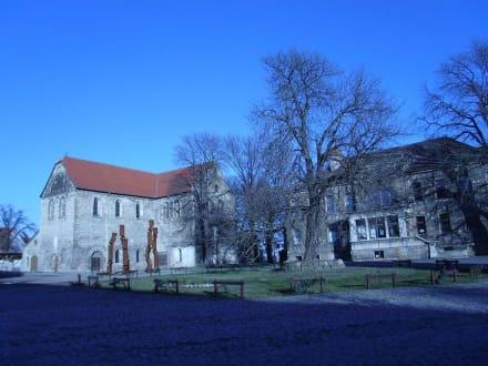 Burchardikirche mit Herrenhaus - Burchardi Kirchenorgel