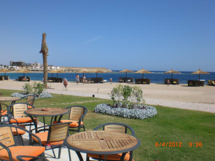 Strand - Hotel Coral Sun Beach