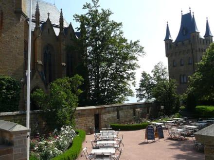 Die Burg Hohenzollern - Burg Hohenzollern