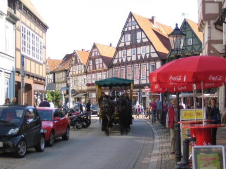 City/Town - Old Town Celle