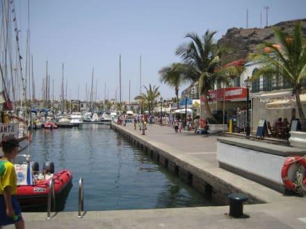 Hafen von Mogan - Hafen Puerto de Mogán