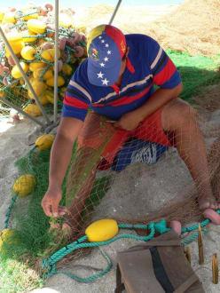 Fleissiger Fischer - Manzanillo